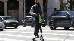 Scooter elettrici a San Francisco e polemiche
