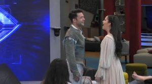 In Casa i protagonisti del musical Romeo e Giulietta