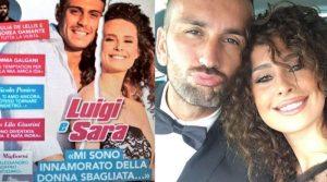 Luigi Mastroianni e Sara Affi Fella si sono ufficialmente lasciati