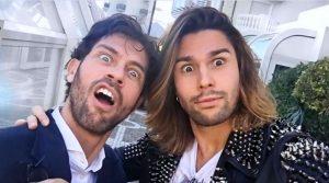 Ritorna il duo Luca Onestini e Tonon