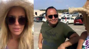 Scintilla ed Elena Morali sono tornati insieme