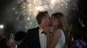 Matrimonio Bossari: le foto