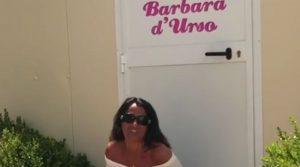 Barbara d'Urso arrabbiata con Aida