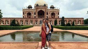 GF15 Filippo e Lucia Viaggio in India