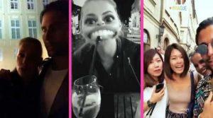 Gli Onestini a Praga Colpiscono ancora(video)