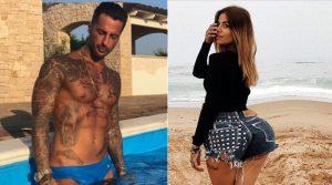 Fabrizio Corona e la compagna Zoe(video)
