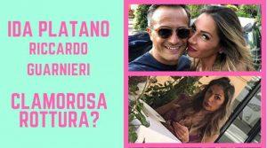 Ida Platano e Riccardo, la fine?