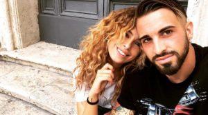 Sara e Vittorio Parigini ufficializzano il rapporto