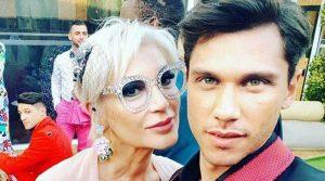 Lucia Bramieri all' attacco di Orlando e Filippo Contri