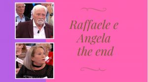 Anticipazioni over Raffaele e Angela è finita?