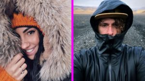 Giulia De Lellis e Cristiano con lei in Islanda(video)