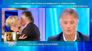 Giorgio Manetti a Domenica Live parla di Gemma(video)