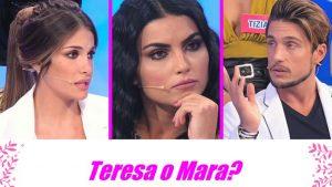 Ued Trono Classico Teresa o Mara?(video)
