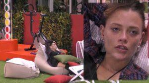 Silvia su Fabrizio: Gli occhi di chi ha il vuoto dentro(video)