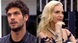 GFVip Elia asfalta la Marchesa(video)