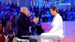 Maurizio Battista la Giorgi e' una malalingua(video)