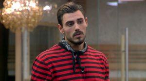 Francesco Monte lascia la casa del gfvip