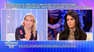 Jessica contro Mauro Marin Io Zono gondro le vamiglie distrudde(video)