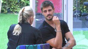 Eleonora parla di Giulia con Monte