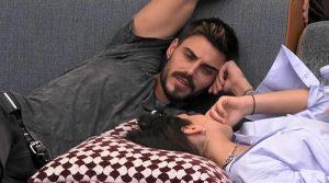 Francesco e Giulia tra grattini e baci, innocenti per ora