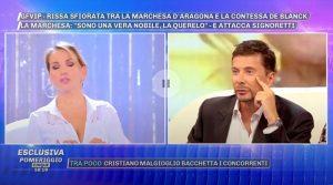 Riccardo Signoretti la Marchesa Vive in un bilocale