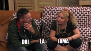 GFVip Lisa e il dailalama(video)