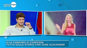 Elia Fongaro parla di Jane Alexander(Video)
