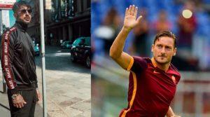 Corona: messaggio di stima per Totti(Video)