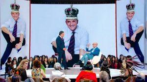 Alfonso Signorini e gli ordini dall' alto al GFVip(Video)