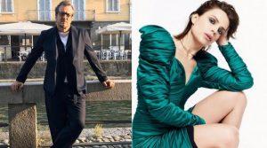 la Ramazzotti si consola con Gabriele Muccino(Video)