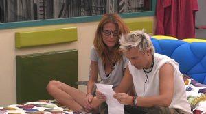 Jane rilegge con Andrea la lettera del figlio(Video)