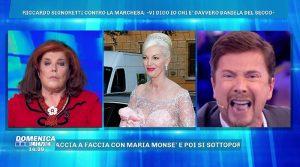 La non marchesa d'aragona asfaltata da Signoretti(Video)