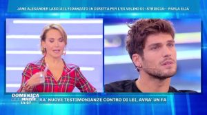 A Domenica Live Jane Alexander ed Elia(Video)