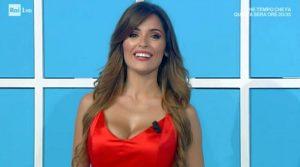 Alessia Macari torna a Domenica In