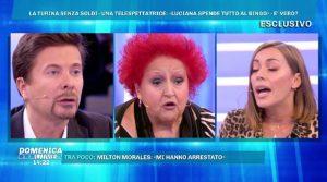 Lite furiosa tra Luciana Turina e Karina Cascella(Video)