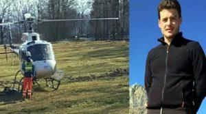 Trovato senza vita Riccardo Nerva, il 28enne scomparso giovedì