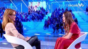 Jane Elia a tutto tondo a Verissimo(Video)
