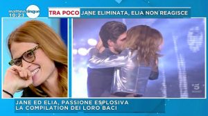 Mattinocinque: Jane ed Elia, è vera passione?(Video)