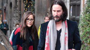 Keanu Reeves con la sorella malata: l'attore piange in strada
