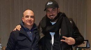 Sossio Aruta è un nuovo calciatore del Grottaglie Calcio.