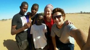 Italiano scomparso in Burkina Faso. Apprensione per Luca ed Edith