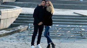 Fabio Basile presenta la nuova fidanzata
