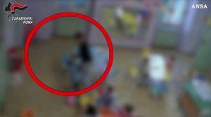 Maltrattamenti a bimbi,arrestate maestre