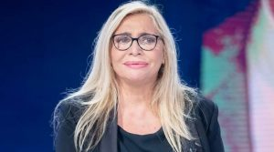 Mara Venier sta male in diretta tv