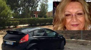 Mimma trovata cadavere in auto