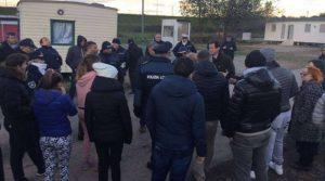 Giorgia Meloni ai nomadi in rivolta a Gallarate: Andate a lavorare