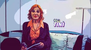 Tini' Cansino parla, incredibile(Video)