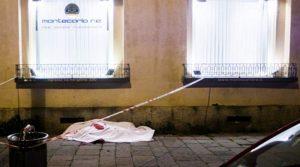 Uomo ucciso a coltellate a Mergellina