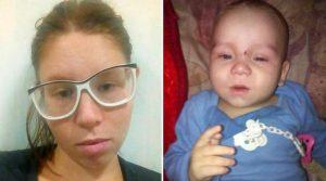 Vodka nel biberon del figlio di 8 mesi per farlo dormire ma muore
