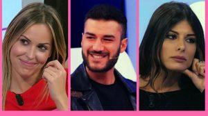 Lorenzo Riccardi lascia Claudia e Giulia e se ne va